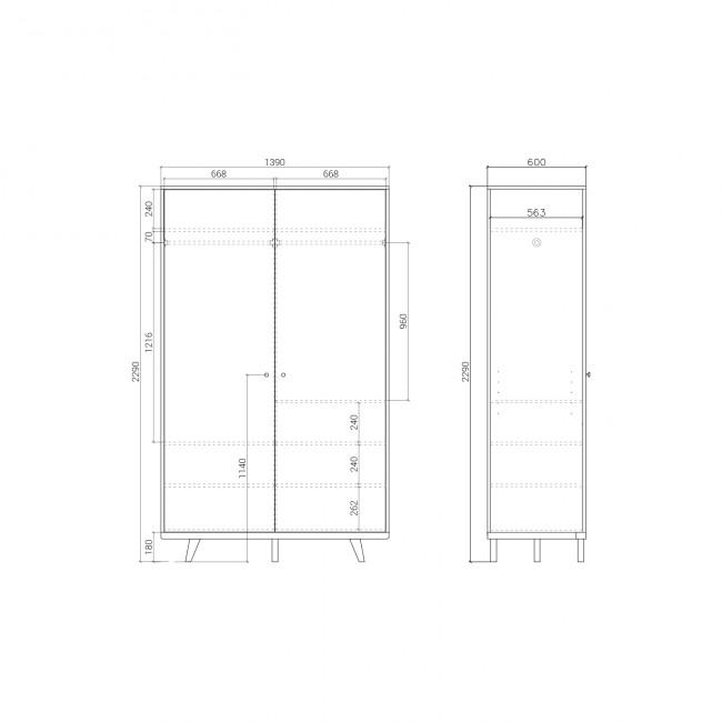Шкаф  TM220