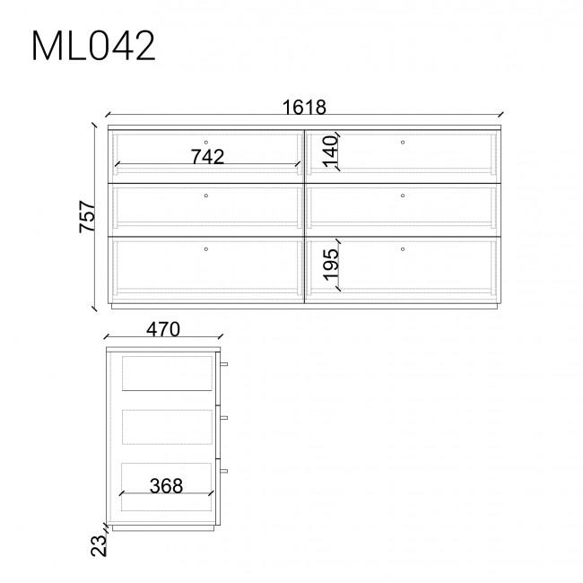 Комод  ML042