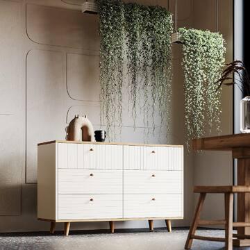 Когда все на своих местах — жизнь проще и приятнее. Комод с шестью объемными ящиками из серии TWIN вмещает в себя все, что мешает порядку — за минималистичным фасадом кипит творческий хаос.   Современный дизайн, адаптированный под российские реалии, простота, качество и функциональность - вот суть коллекции TWIN.   Мебель The Idea дает простор для творчества: мы предлагаем стильную палитру эмали, варианты гравировок и отделок дерева, а вы сами создаете свой идеальный комод.   🌿Пятница – время расслабленного онлайн-шопинга: посетите наш сайт (ссылка в профиле) и подумайте о том, как обустроить свою квартиру.