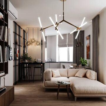 Продолжаем делиться дизайнерскими проектами с мебелью THE IDEA. В кадре: гостиная зона с модульным диваном CASE от @krylova_design   Отмечайте аккаунт @the_idea в своих проектах и мы расскажем о вас нашей аудитории!   #theidea #мебельспб #мебельныймагазин #мебельмск #дизайнермосква #купитьдиван #диванназаказ #диванмосква #диванспб #диванпитер #современнаягостиная #гостиная #интерьергостиной
