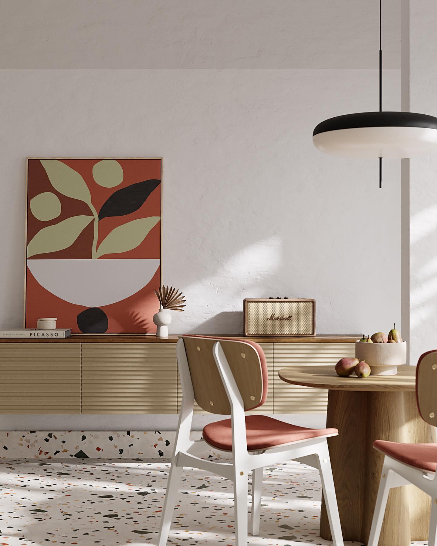 Вопрос ко всем, кто подписан на нас и следит за обновлениями: стоит ли нам показывать вам яркие, насыщенные цветом интерьерные решения с нашей мебелью? Или спокойные оттенки и минимализм — это то, что нужно?    Будем рады любому мнению!   Наша мебель вписывается в разный дизайн — коллекцию Code любят те, кому близком минимал, граничащий с аскетизмом, но она может быть к месту и среди винтажного декора, и в эклектике. Все зависит от цвета эмали и вашей фантазии.    Вот пример: подвесная тумба HR10 и уютное ретро.  Тумба доступна для заказа на сайте (ссылка в профиле).    ✔️Хотите увидеть мебель своими глазами и оценить качество?  Наша мебель представлена в шоурумах в Москве, Санкт-Петербурге, Сочи, Рязани, Улан-Уде, Ижевске, Нижнем Новгороде, Чебоксарах, Красноярске, Иркутске, Челябинске, Самаре и Новосибирске.